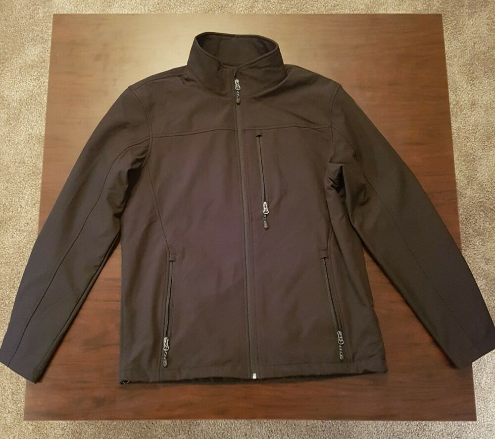 Noah Men's 8 Cargo Military Pocket ZipOut Hood Coat