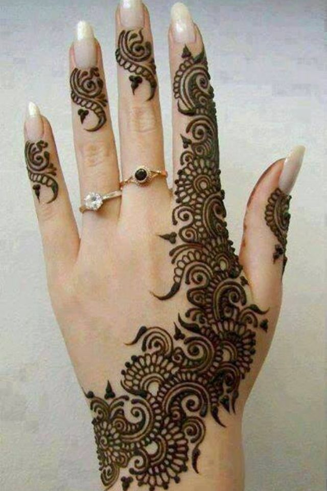 Love Henna Tattoos: From 'I Love My Mendi Designs'