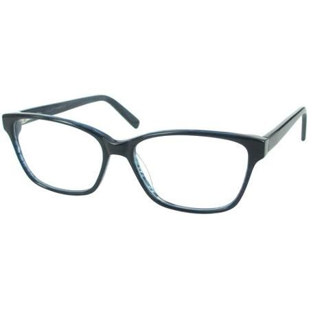Designer Looks for Less Womens Prescription Glasses, DNA4016 Black ...