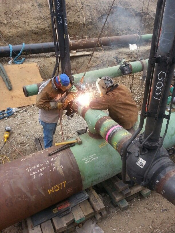Metal Worx Inc >> this is a pin about pipeline welding. this relates to me because this is specifically the career ...
