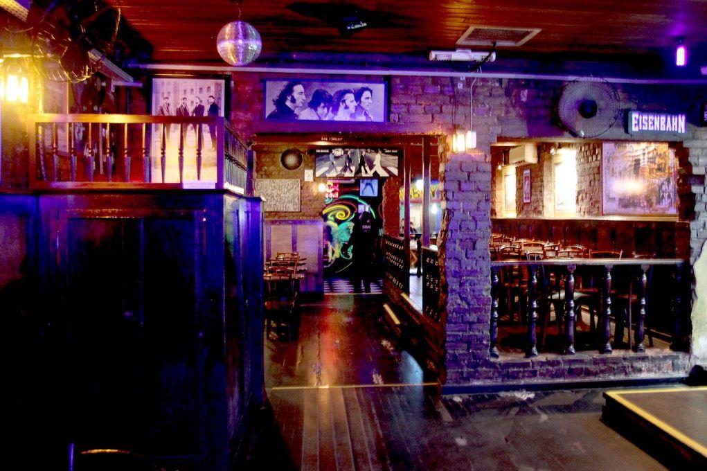 Abbey Road Bar Melhor Pub De Novo Hamburgo Abbey Road Pub Bar