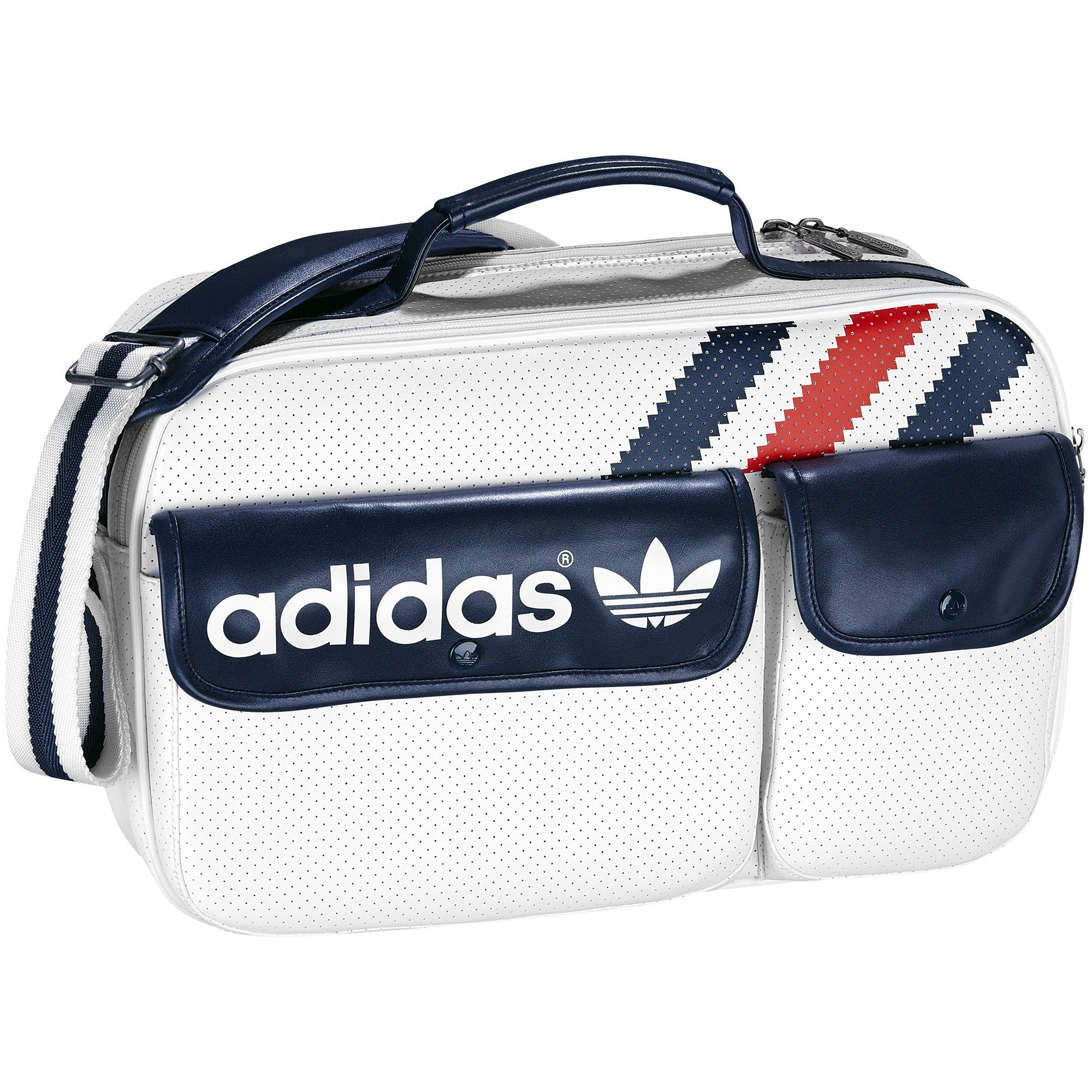 2d4973cc44 Heren 3-Stripes Airline Bag