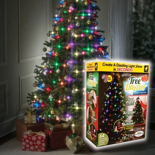 one of my favorite discoveries at christmastreeshopscom as seen on tv tree dazzler