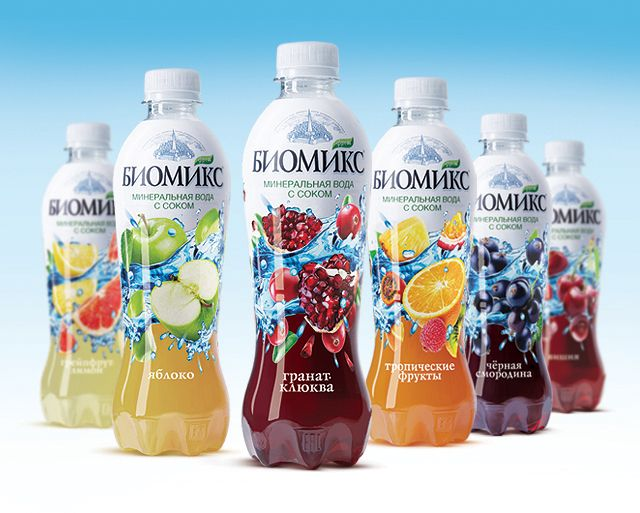 Biomix Fresh on Packaging of the World - Creative Package Design Gallery