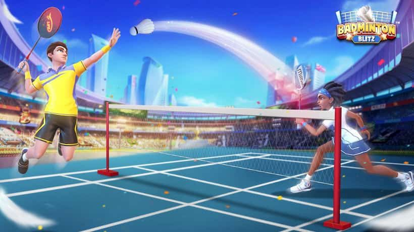 Badminton Blitz for PC (Windows/MAC Download) - https://www.gamechains.com/ badminton-blitz-pc/ #BadmintonBlitzForPc, #Downlo… in 2020 | Badminton, Mac  download, Game prices