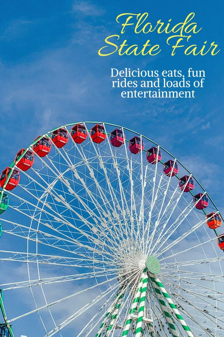 Fun at the florida state fair florida state fair