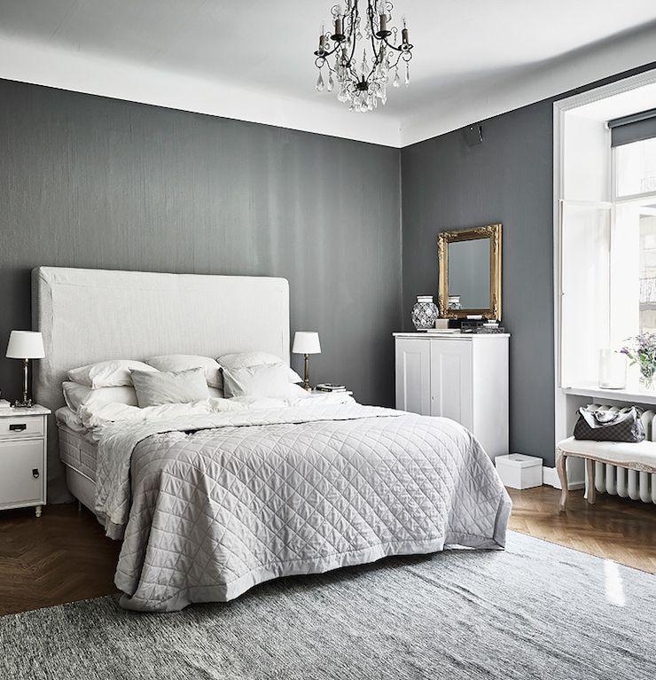 22 Scandinavian Home Office Designs Decorating Ideas: Swedish Apartment