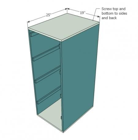 I want to make this diy furniture plan from ana white how to brook laundry basket dresser 4 tall and lengthwise diy projects solutioingenieria Image collections