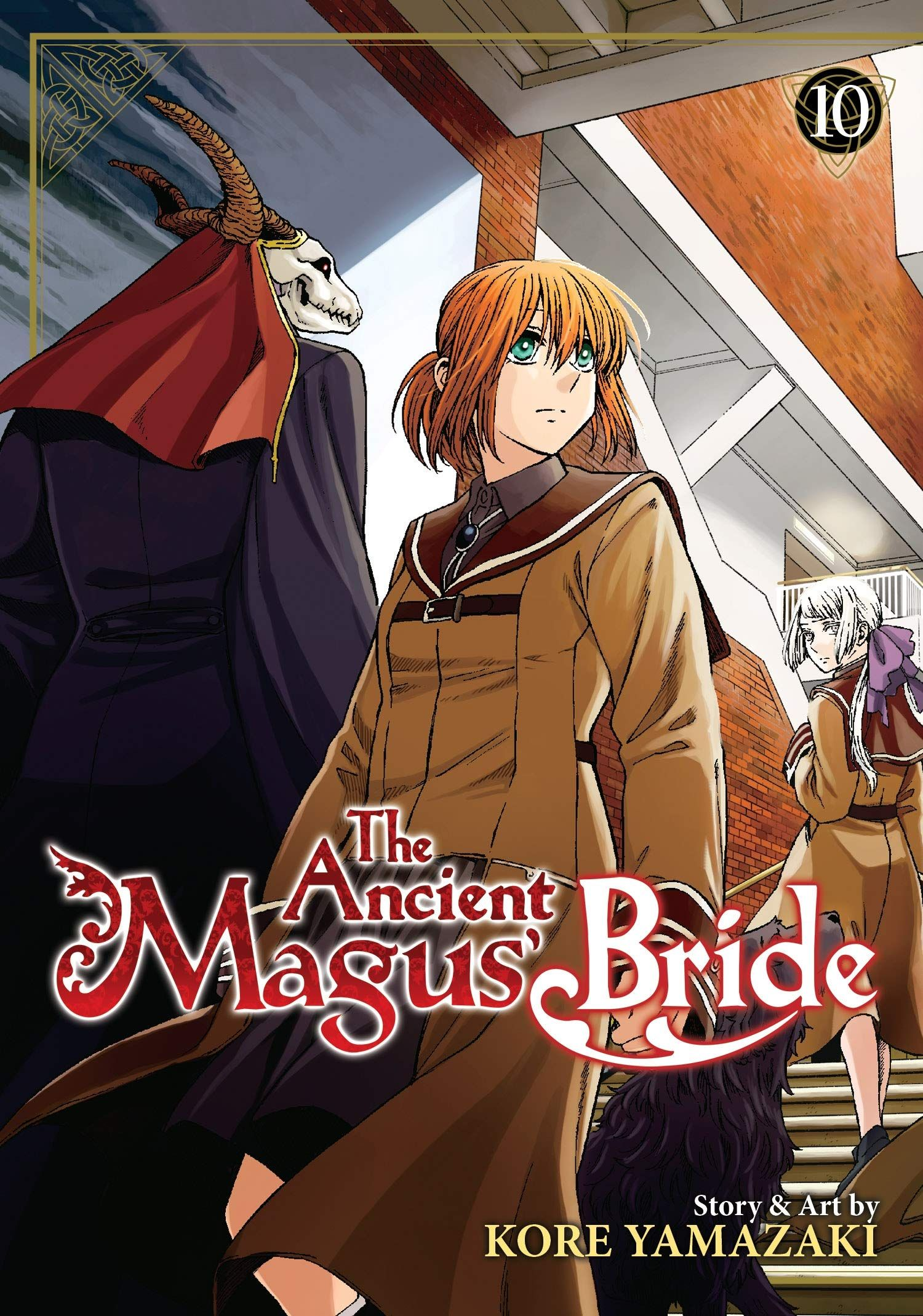 The Ancient Magus Bride Vol 10 Paperback February 26 2019