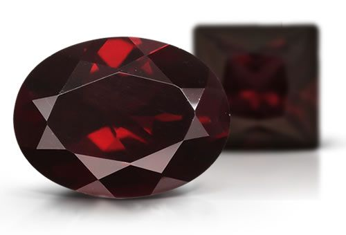 """Hear the word """"garnet,"""" and what invariably comes to mind is the image of the deep red pyrope garnets belonging to the pyralspites family."""