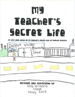 my teachers secret life read aloud