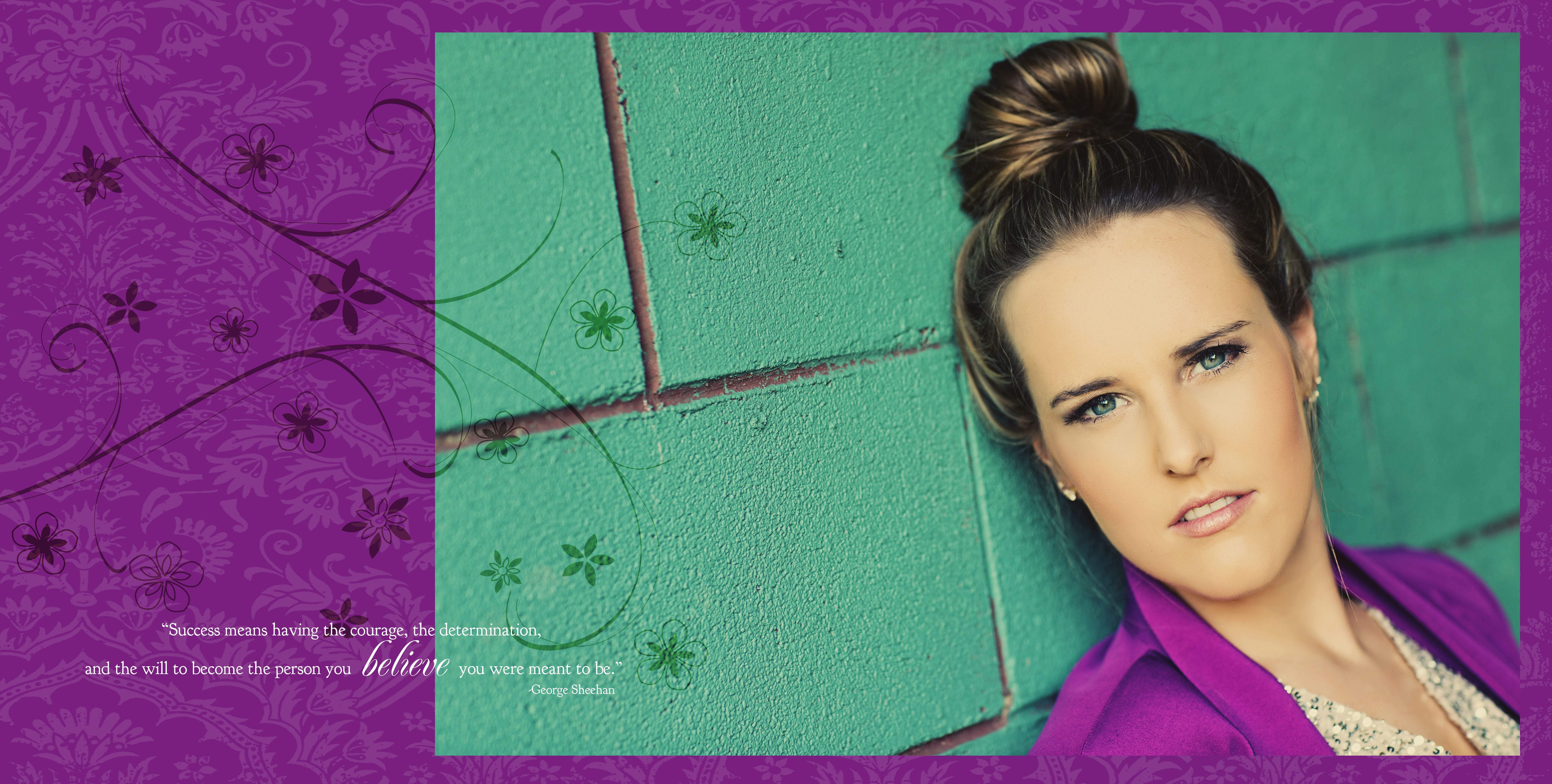 senior girl, senior hairstyles, magenta jacket, jacket idea, senior photography, Suzanne Deaton Photography