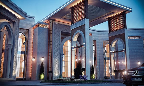 pleasing islamic design house usa. The Buildings are designed to simulate the location culture and traditions  through dealing with Islamic features Pin by Fleur7z on Houses Exterior Pinterest Villas