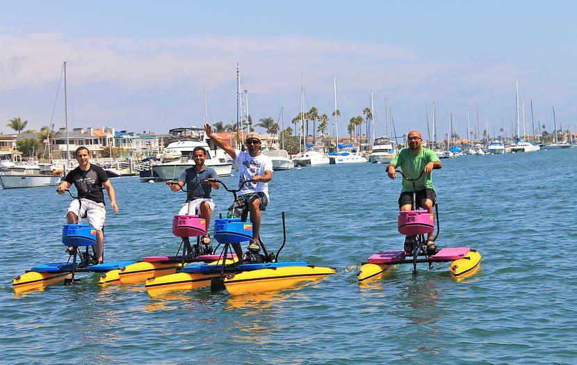 Pacific Coast Hydrobikes Newport Beach