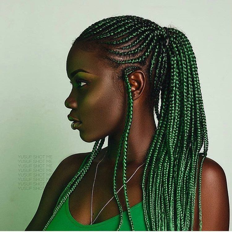 Best hairstyle and color for me hair styles braids for