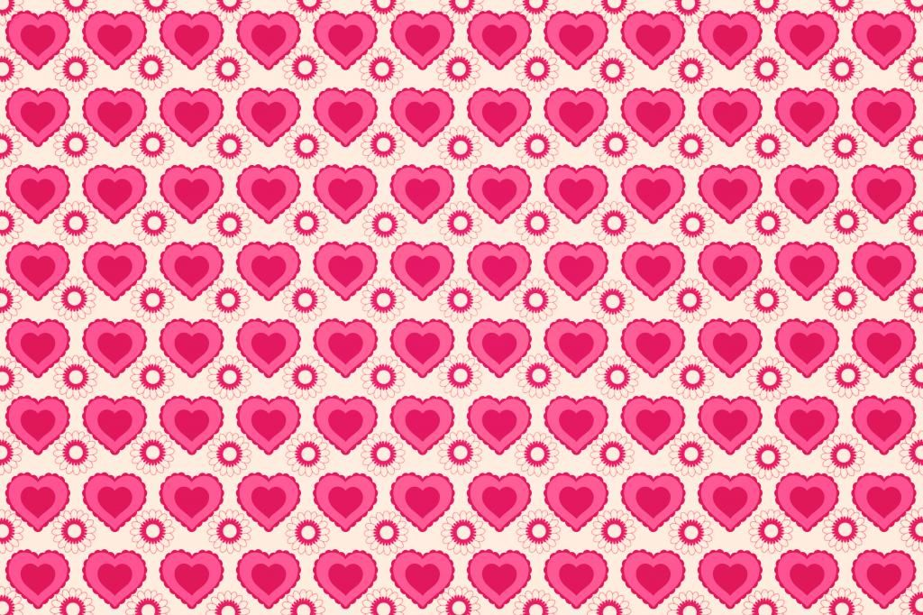 Free Valentine Papers & Frames to use in Photoshop and Elements