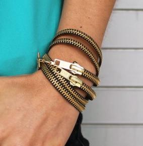 Photo of 12 Cool DIY Zipper Jewelry Tutorials