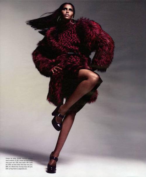 Black Fashion Models Poses: Black Female Model, Female Models