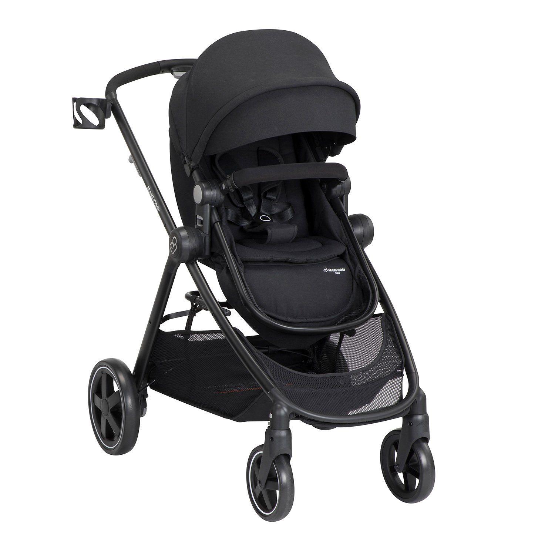 Maxi Cosi Zelia Stroller Night Black Baby car seats