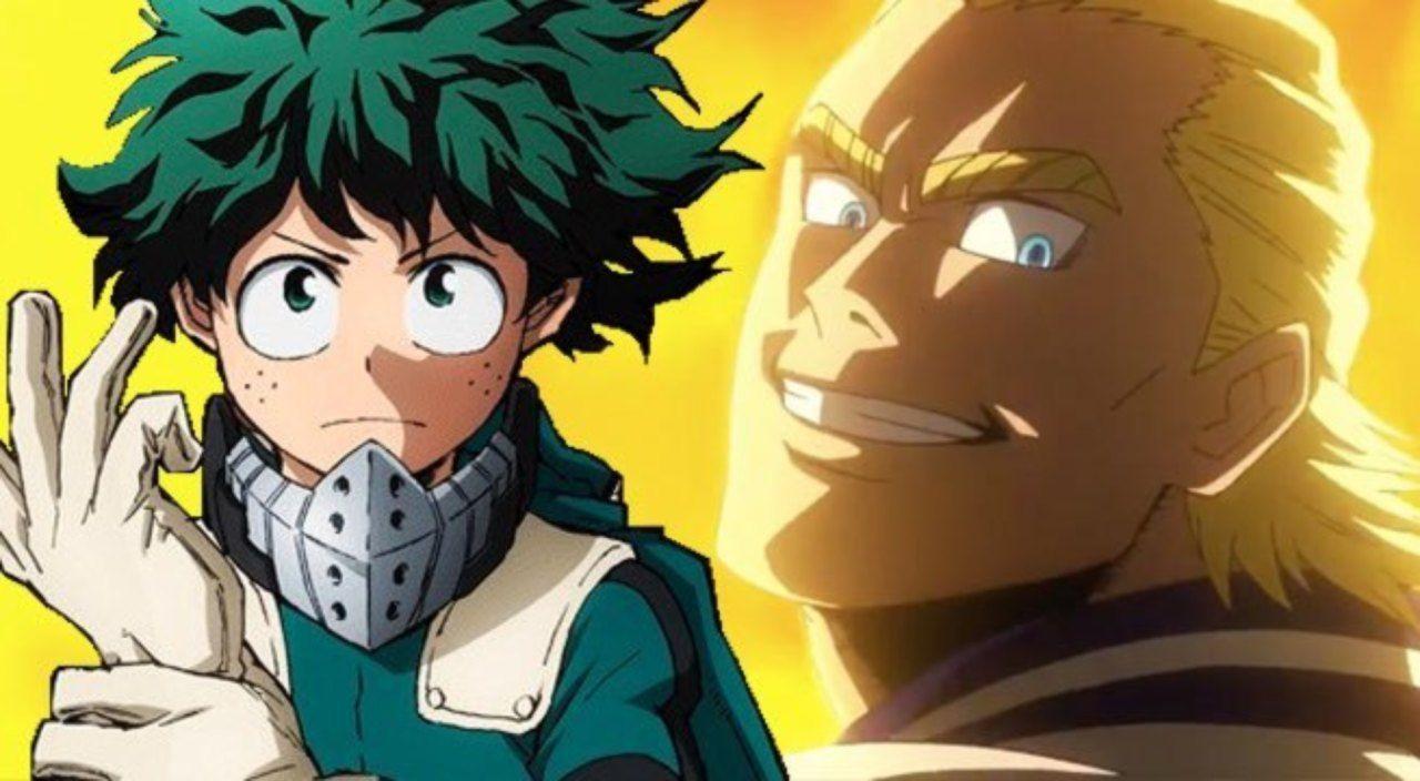 My Hero Academia Movie My Hero My Hero Academia Hero Movie