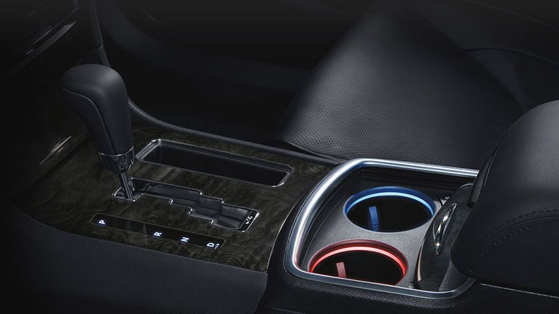 The 2014 Chrysler 300C comes standard with heated and ...