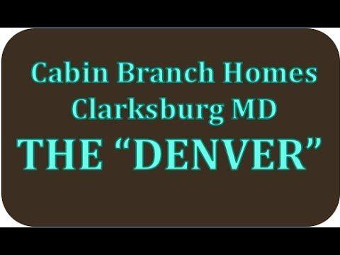 14205 byrne park dr clarksburg md cabin branch homes the for Cabin branch clarksburg md