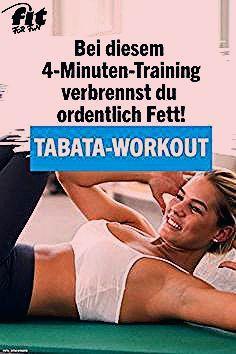 Photo of Tabata Training: Tipps & Übungen für das 4-Minuten-Workout