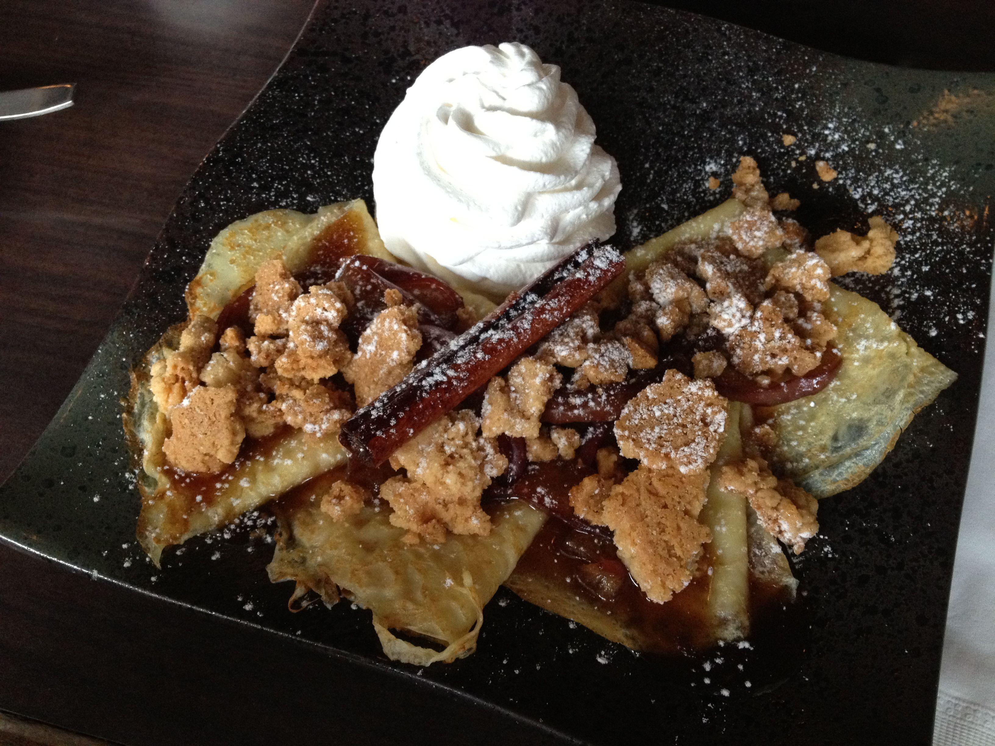 Calories... Yummm@ brunch club