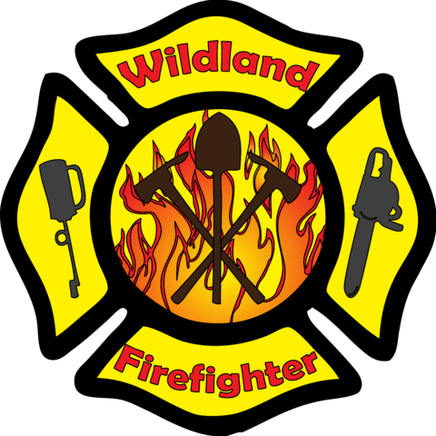 Pin By Gary Keller On Fire Fighters Equipment And Department Patches Wildland Firefighter Wildland Firefighter Tattoo Firefighter
