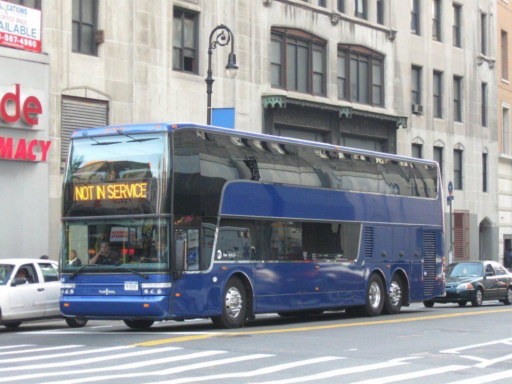 Van Hool - Las Vegas | Coaches, Buses | Rv bus, Chartered