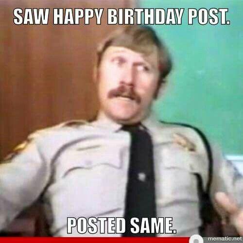 Police Birthday Meme Police Birthday Birthday Meme Birthday Posts