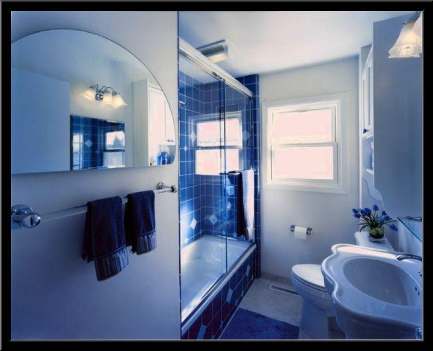 BLUE WHITE BATHROOM IDEAS   Http://www.smallbathrooms.club/blue White  Bathroom Ideas.html