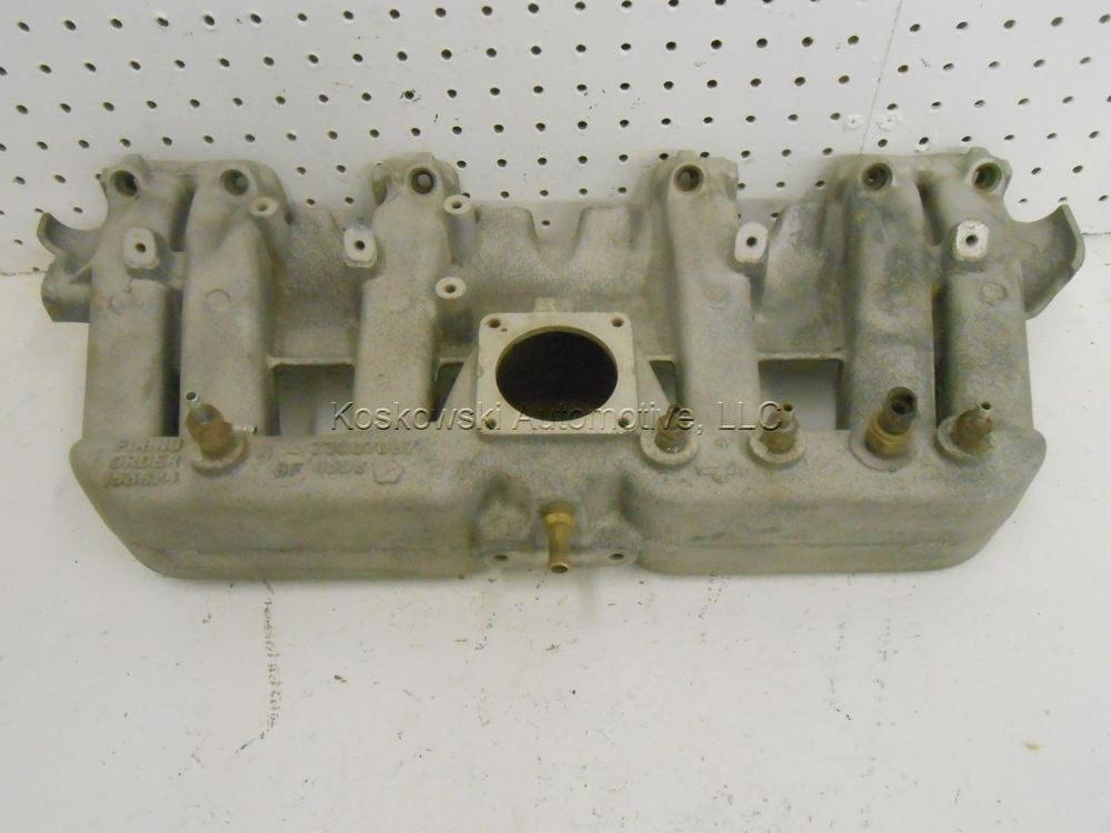 Details About Intake Manifold 6 Cyl 4 0l Fits 91 92 93 94 95 Jeep Grand Cherokee Or Wrangler Jeep Grand Cherokee Jeep Cherokee
