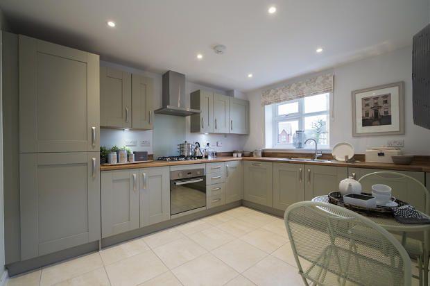 1 Typical Kitchen Kitchen Bovis Homes New Homes