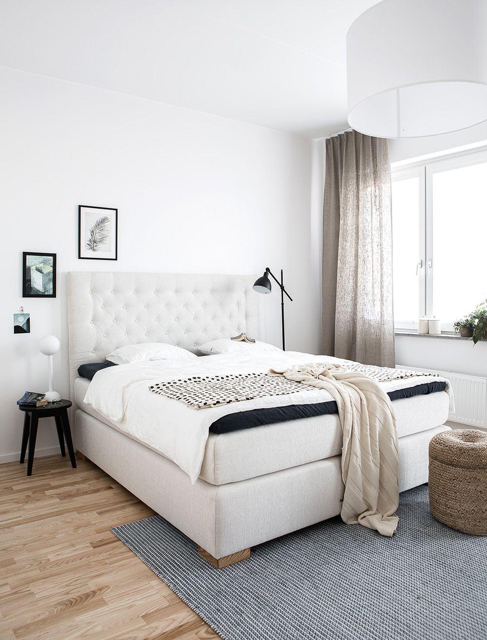 ourwork #inredning #styling #staging #sovrum #bedroom #ljuset ...