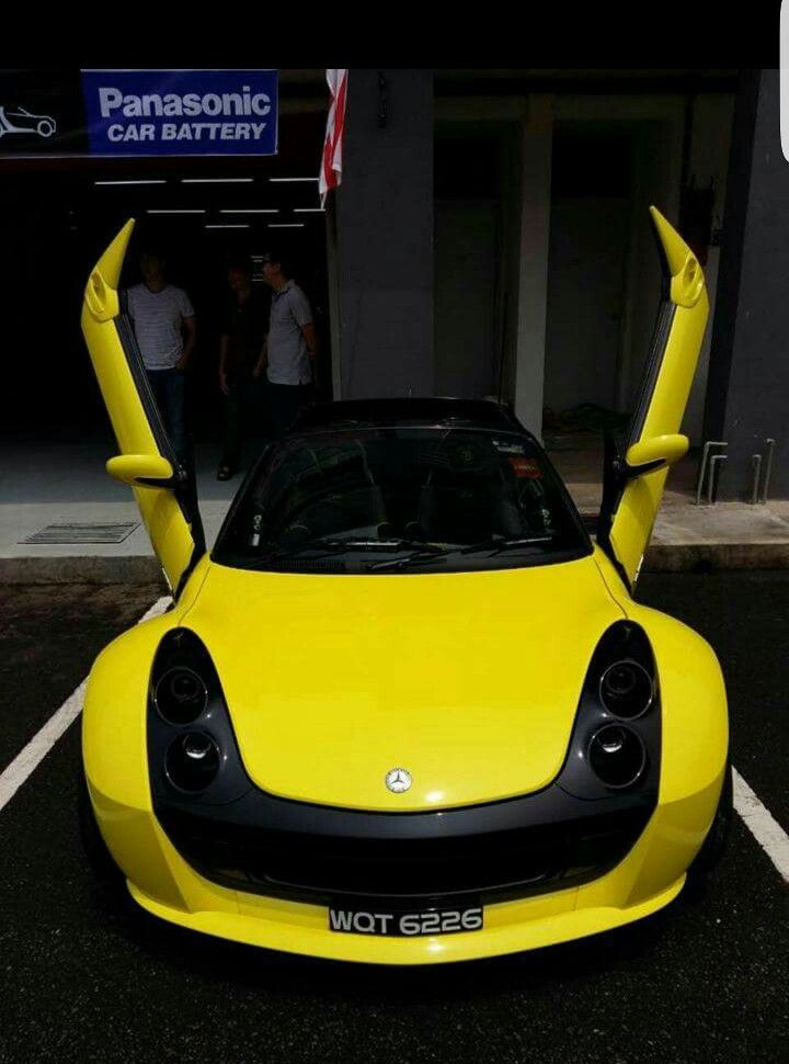 Smart Coupe Roadster Car Carotorcycles Smartphone