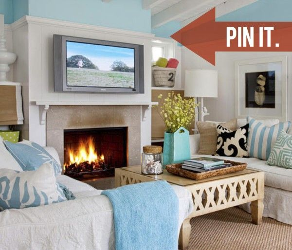 Awesome 17 Best Images About Beach Themed Living Room On Pinterest Largest Home Design Picture Inspirations Pitcheantrous