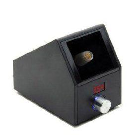 Easy Use Premium Herbal Vaporizer with Digital display (Black) $32.00