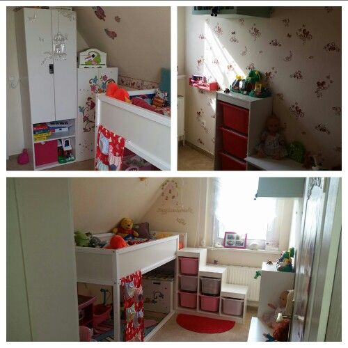 Kleines Kinderzimmer (klein aber fein) | Kinder zimmer ...