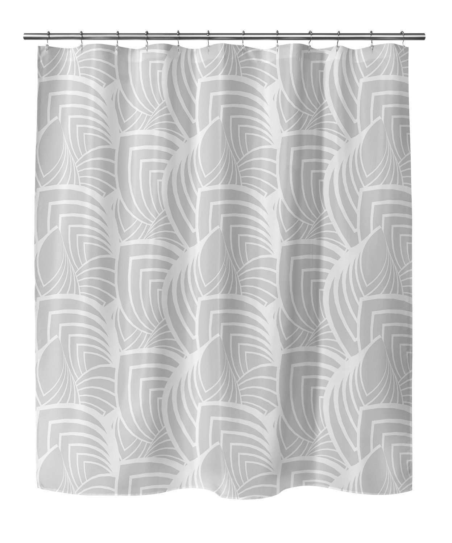 Photo of BRUNO GREY Shower Curtain By Terri Ellis – 70in x 90in