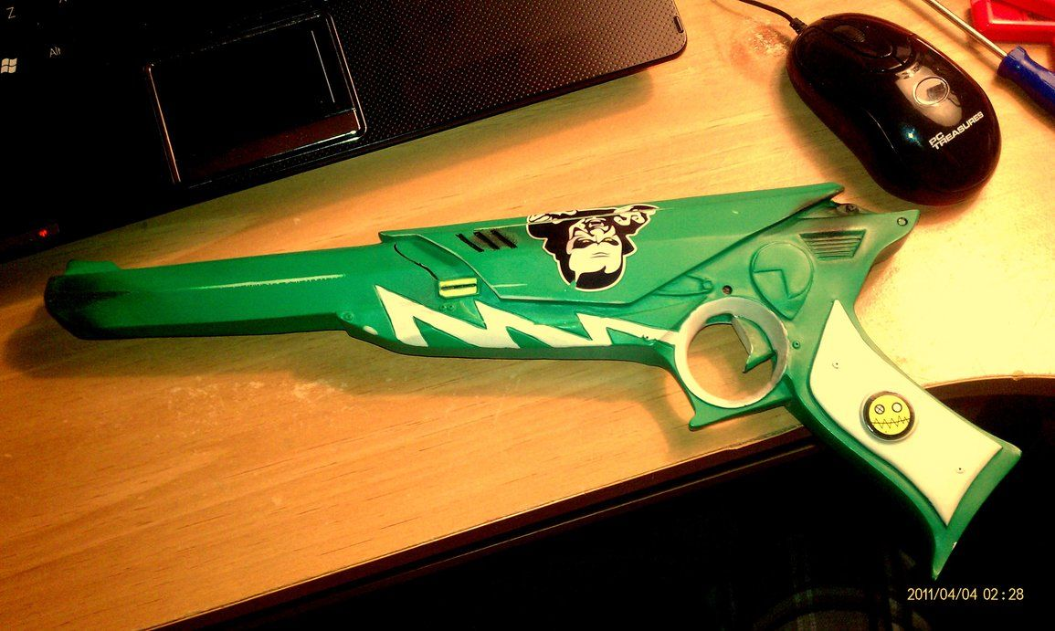 party poison gun - photo #23