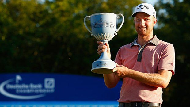 Chris Kirk Wins Deutsche Bank Championship Chris kirk