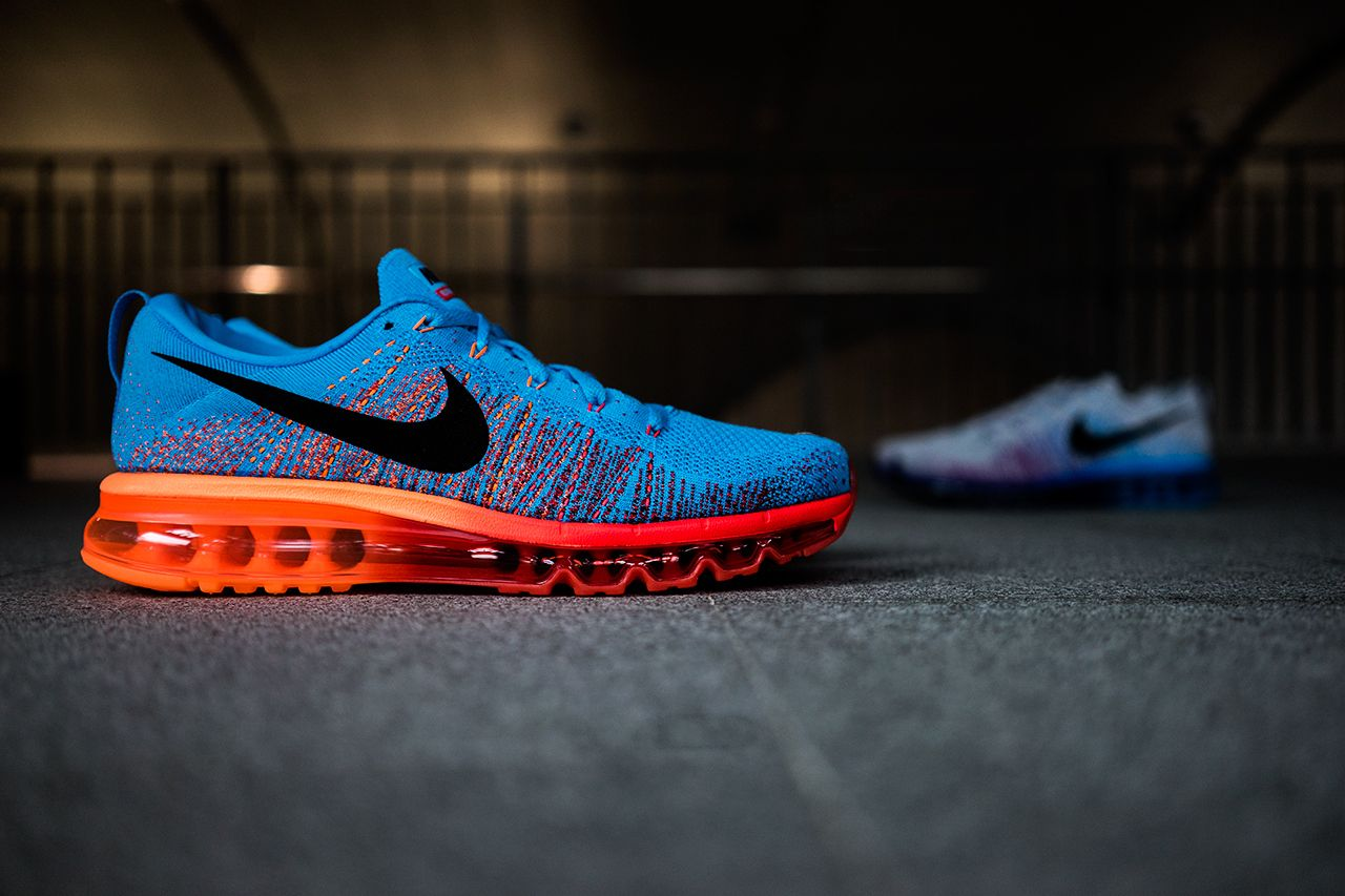 400c81e6c42f03 Nike 2014 Spring Flyknit Air Max Collection in 2019