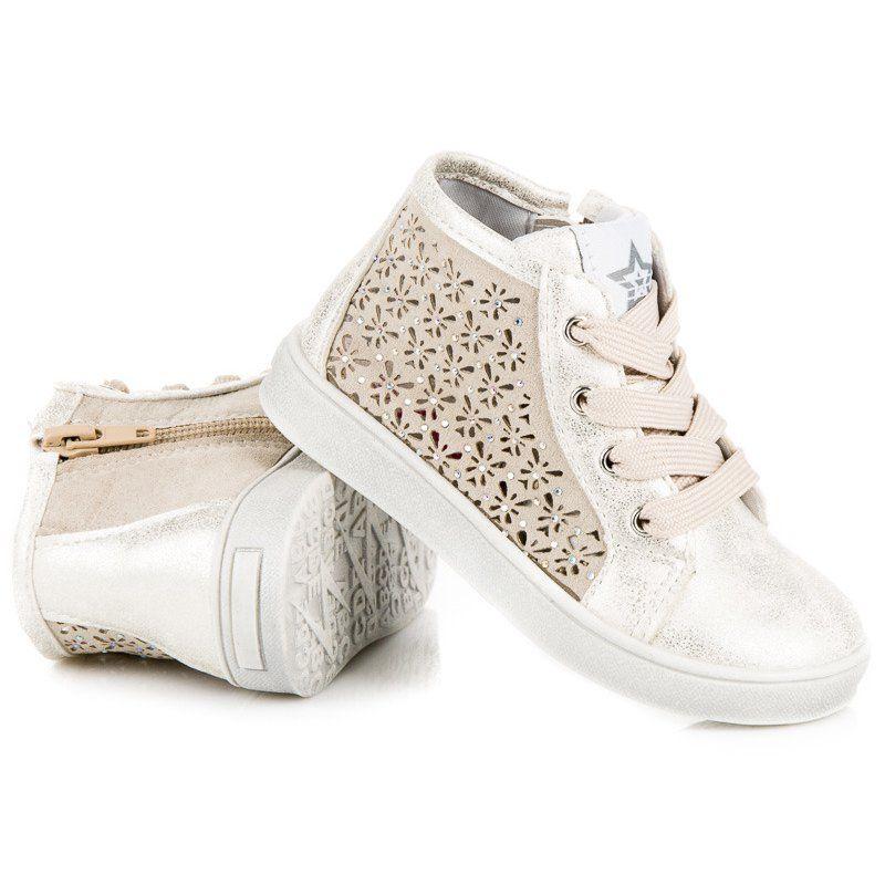 Buty Sportowe Dzieciece Dla Dzieci Americanclub Zolte Azurowe Trampki Na Suwak American American Club Kids Sneakers Shoes Wedding Sneaker