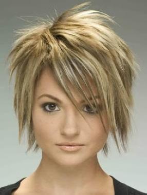 cortes de pelo corto y lacio primavera