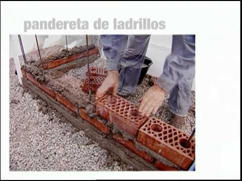 Cómo construir una pandereta de ladrillo? como hacer una jardinera - como hacer una jardinera