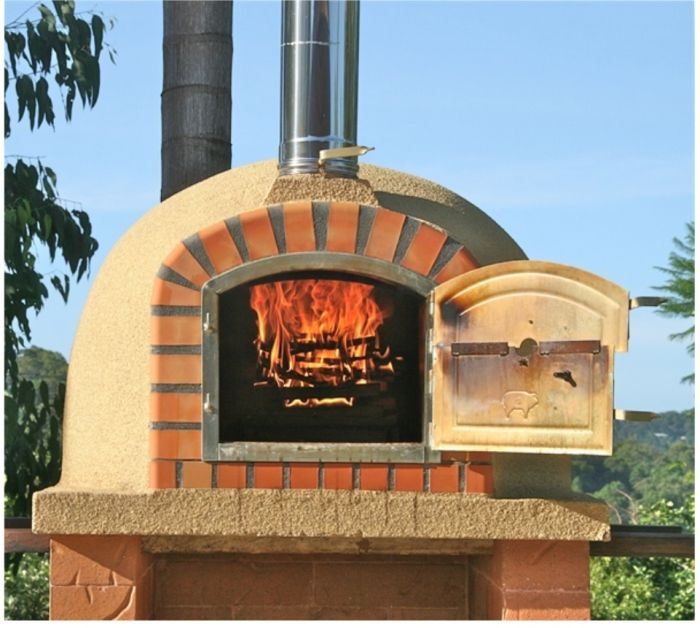 MyBarbecueFour  Pizza Extrieur  Lisboa Cm  Barbecue