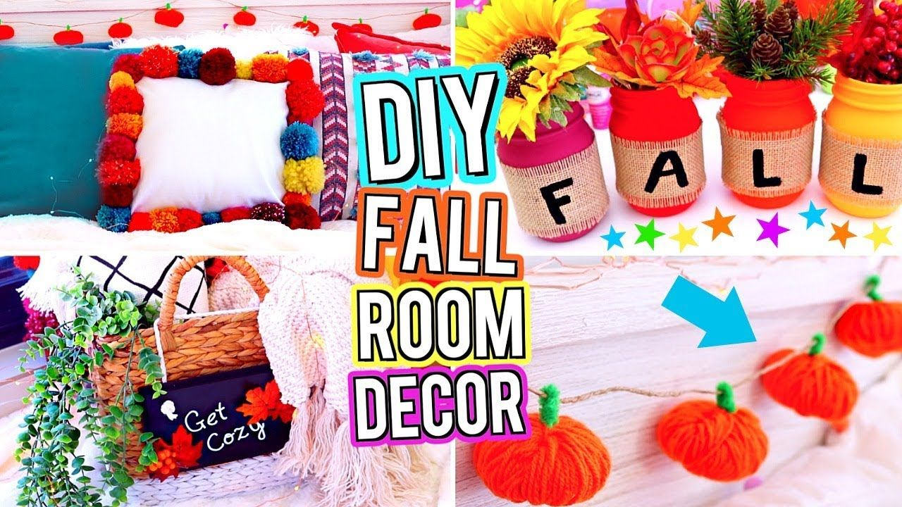 Diy Room Decor 2017 Diy Fall Room Decor Diy Room Decorations