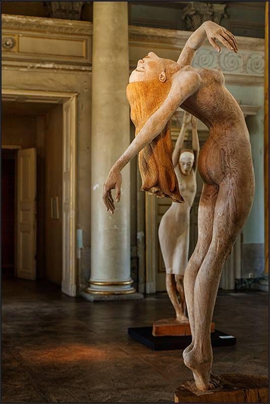 Malgorzata chodakowska   Sculpture