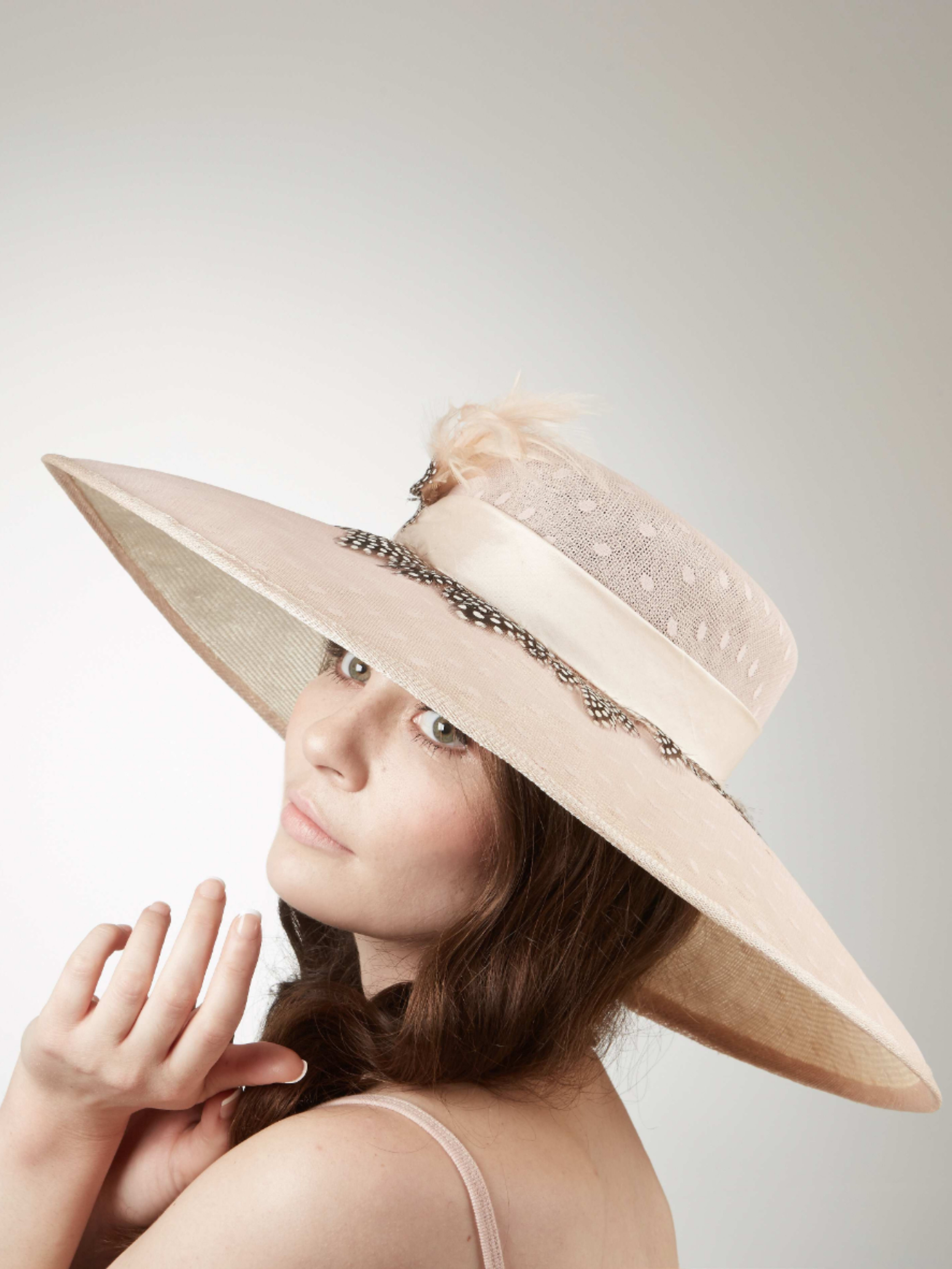 Pin by Dawn on Great hats   Hats for women, Bespoke hats